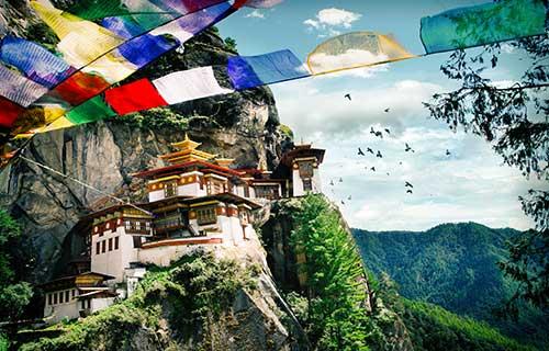 Een van de meest verrassende landen uit de Himalaya is misschien wel het koninkrijk Buthan, wat door haar inwoners liefkozend Mahayana wordt genoemd.